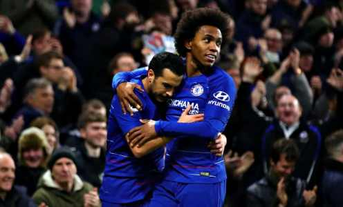 Chelsea Facing Up to Prospect of Losing Pedro & Willian Before Season Ends