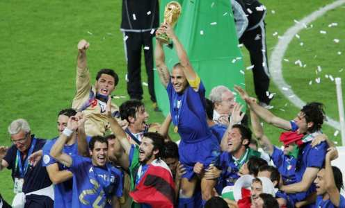 Italy's World Cup Triumphs – Ranked