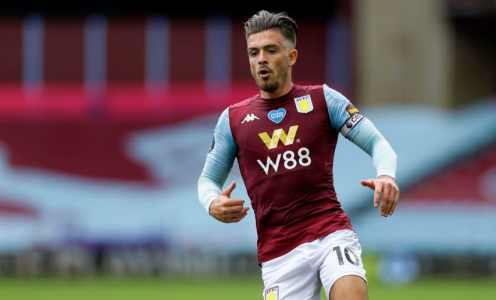 Man City Consider Rivalling Man Utd for Jack Grealish as Leroy Sane Replacement