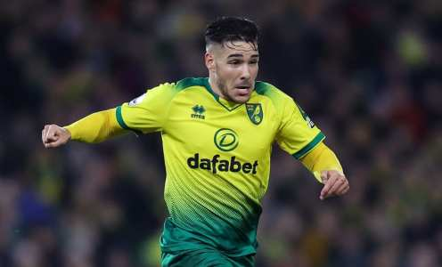 Atletico Madrid Target Emiliano Buendia Insists He's Happy at Norwich