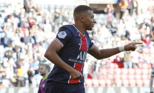 Kylian Mbappe Rules Out Summer Move Away From Paris Saint-Germain