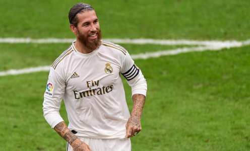 Amazon Prime Announce New Sergio Ramos Documentary Coming in 2021