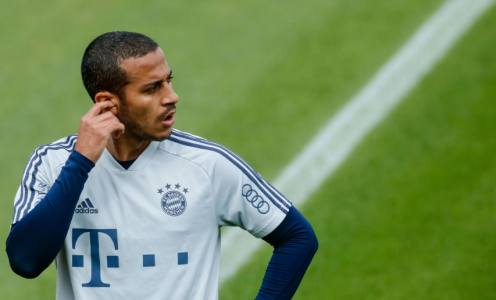 Liverpool 'Very Close' to Signing Thiago From Bayern Munich
