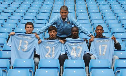 Comparing the Man City That David Silva Joined in 2010 to the Club He's Leaving in 2020