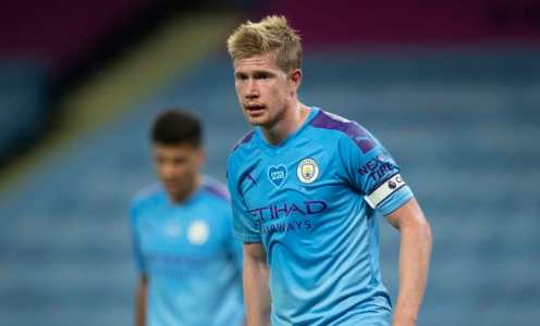 Kevin De Bruyne Ready to Stay at Manchester City Regardless of Champions League Fate