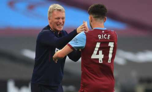 David Moyes Tells Rivals to Bring a 'Steel Cash Van' if They Want to Sign Declan Rice