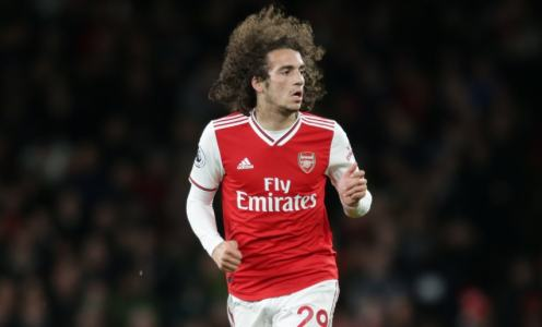 Mattéo Guendouzi Banished From Arsenal Training as Club Consider Sale