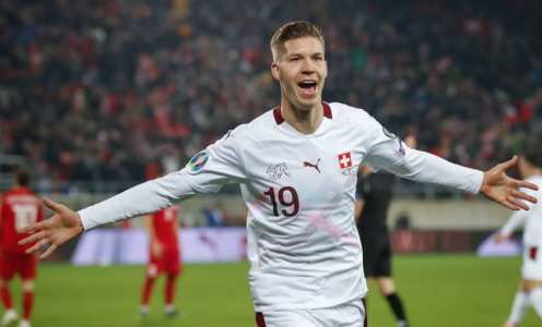 Cedric Itten: 5 Things to Know About the Exciting Swiss Striker