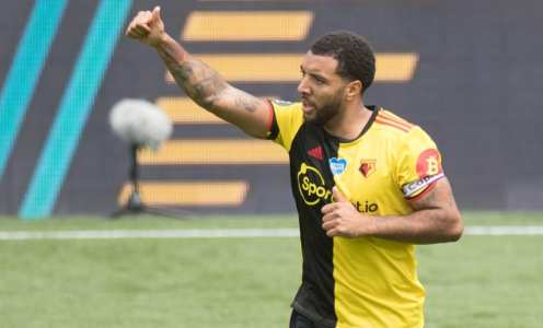 Tottenham Considering Move for Troy Deeney as Harry Kane Backup