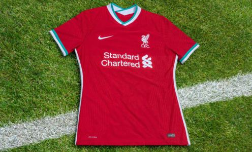 Liverpool Drop Brand New Nike Kit Ahead of 2020/21 Season