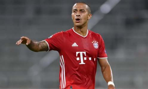 Man City 'Willing to Outbid Liverpool' in Race for Bayern Midfielder Thiago