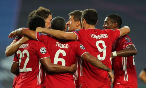 Twitter Reacts as Bayern Overcome Lyon in Champions League Semi Final