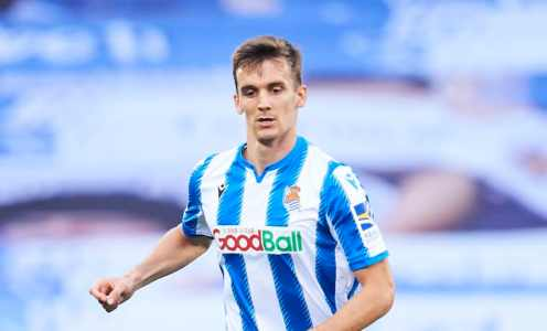 Leeds United Agree Deal to Sign Real Sociedad Defender Diego Llorente