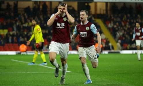 Burnley Reject Leicester's Bid of More Than £30m for James Tarkowski