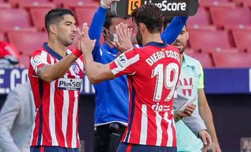 Diego Costa Gives Terrifying Assessment of New Partnership With Luis Suarez