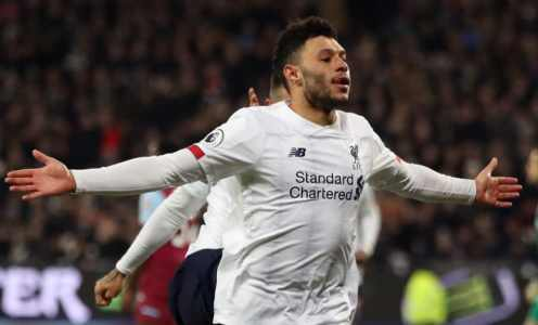 Liverpool Intend to Keep Alex Oxlade-Chamberlain This Window