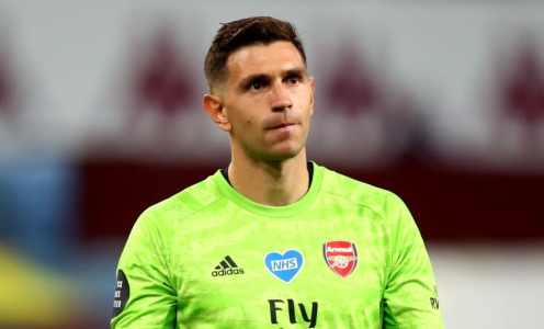 Emiliano Martinez Bids Farewell to Arsenal in Emotional Instagram Message