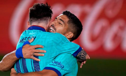 Lionel Messi Slams Barcelona Publicly (Again) in Tribute to Luis Suarez