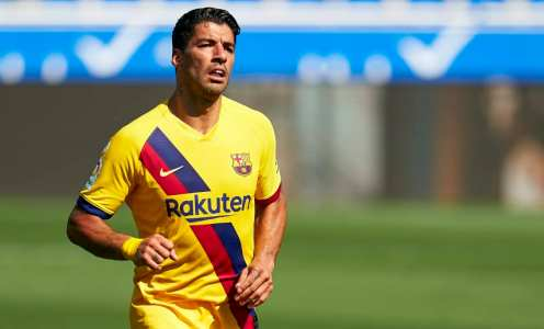 Luis Suarez Rules Out Move to Juventus