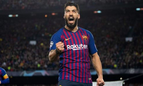 Barcelona Star Luis Suarez Joins Atletico Madrid on Free Transfer