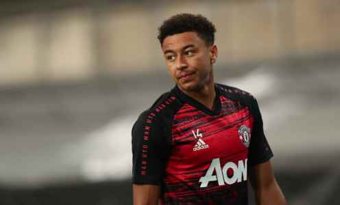 Man Utd 'Considering' Triggering 1-Year Contract Extension for Jesse Lingard