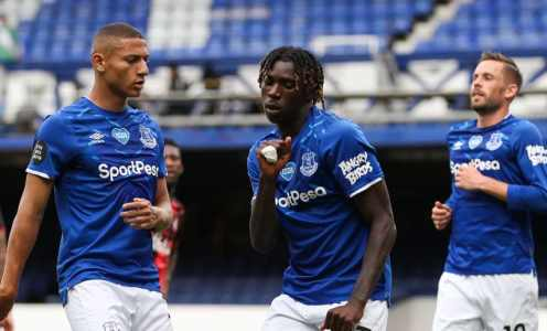 Juventus in Talks With Everton Over Moise Kean Return