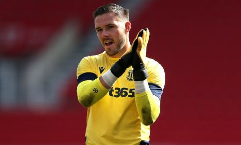 Crystal Palace Confirm Signing of Jack Butland From Stoke