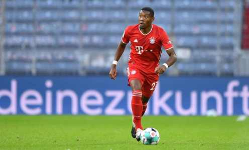 Juventus 'Reach Agreement' with Bayern Munich Defender David Alaba