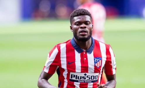 Arsenal Sign Thomas Partey From Atletico Madrid on Four-Year Deal