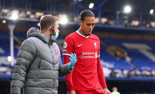 Liverpool Line Up Ben White and Ozan Kabak as Possible Cover for Virgil van Dijk