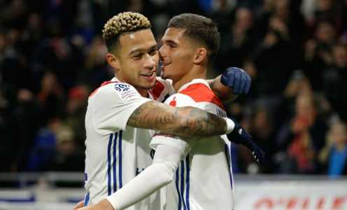 Lyon Confirm Houssem Aouar & Memphis Depay Will Not Be Sold This Window