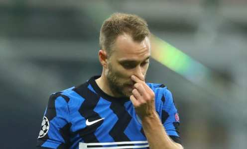 Giuseppe Marotta Admits Inter are Prepared to Sell Christian Eriksen in January