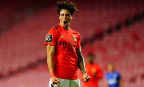 Real Madrid Set to Challenge Man City in Race to Sign Benfica Starlet Darwin Nunez