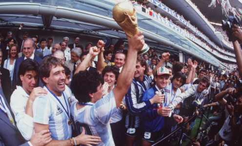 Every Trophy Diego Maradona Won for Club and Country
