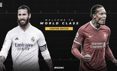 Welcome to World Class: The Shortlist – Centre-Backs