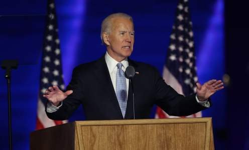 What Joe Biden has said about soccer & which players support him