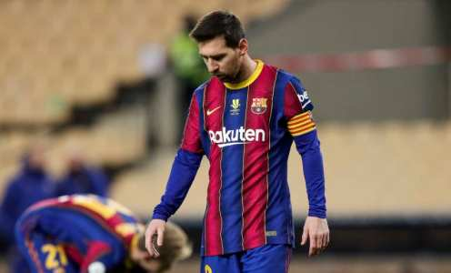 Barcelona to take legal action over Lionel Messi contract leak