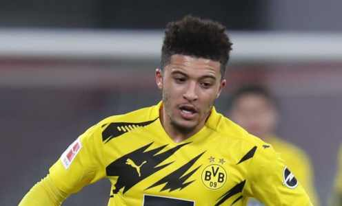 Jadon Sancho speaks out on difficult season after failing to sign for Man Utd