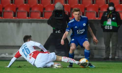 Slavia Prague 0-0 Leicester: Player ratings as Foxes secure Europa League draw