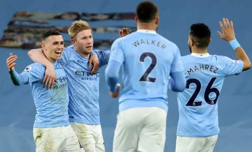 The Manchester City lineup that should start against Fulham