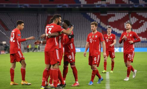 How Bayern Munich made Champions League history in win over Lazio