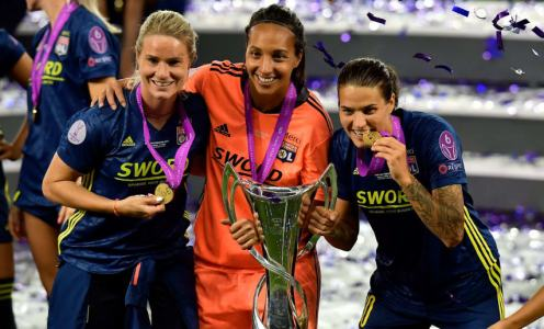 The Women's Champions League quarter-finalists – ranked