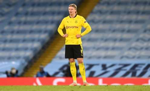 Linesman reveals real reason for getting Erling Haaland autograph after Manchester City clash