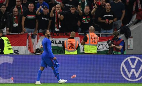 Hungary sanctioned over racist abuse of England players