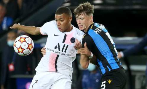 Jack Hendry delighted with display on Champions League debut
