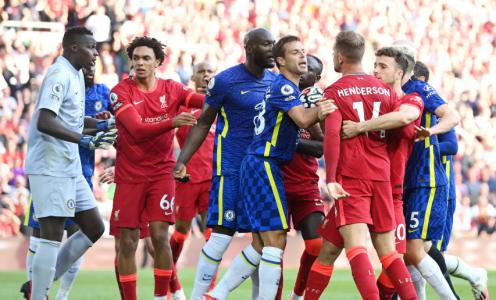 Liverpool 1-1 Chelsea: Player ratings as 10-man Blues hold Reds to draw
