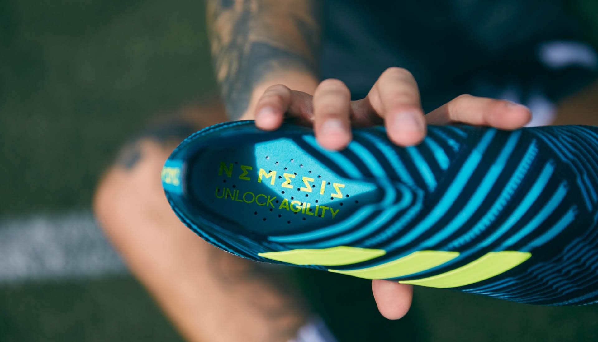Laced Up: adidas Nemeziz 17+ 360 Agility Review