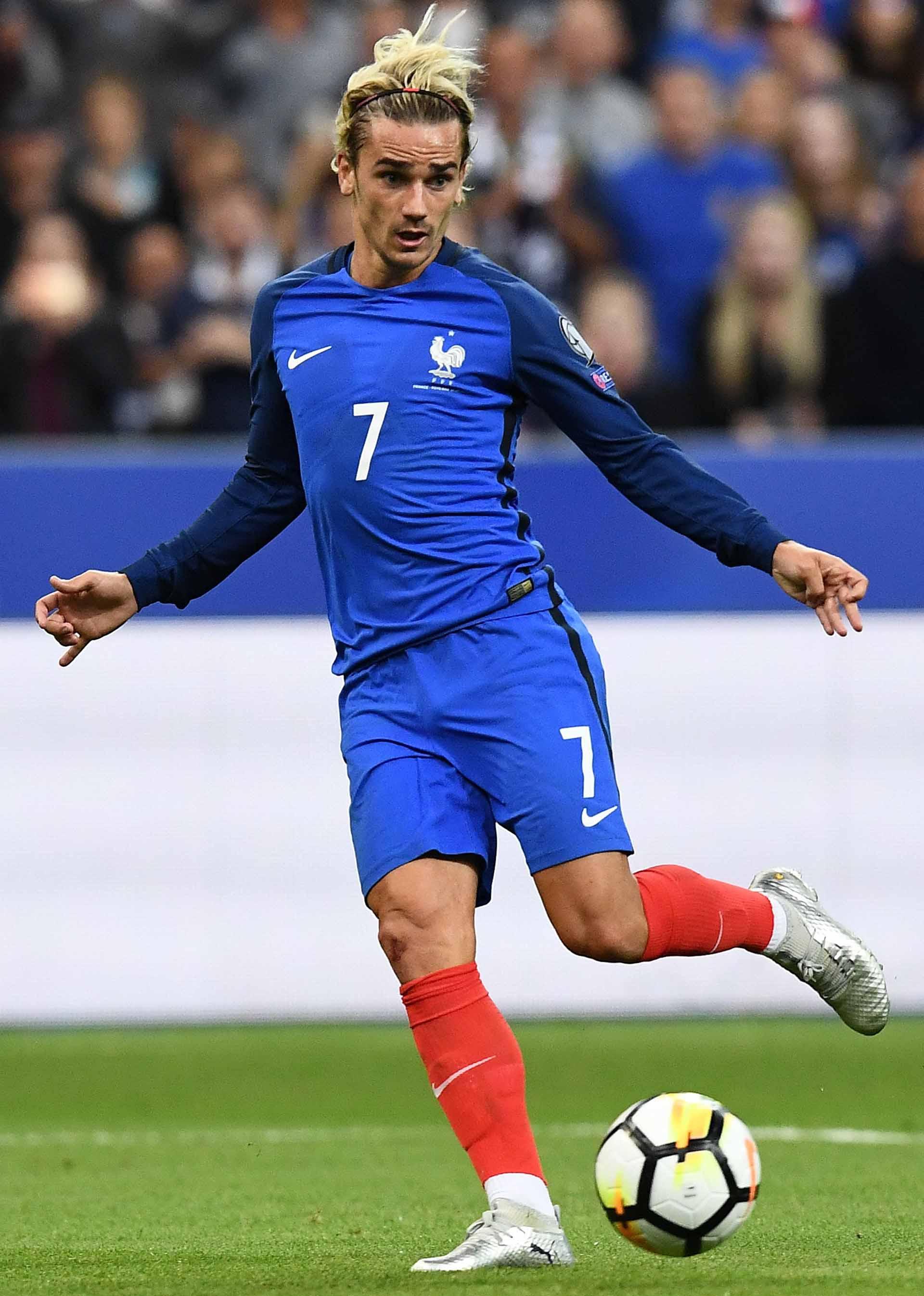 21/03/1991· antoine griezmann, 30, from france atlético de madrid, since 2021 second striker market value: Antoine Griezmann Debuts PUMA One 17.1 Chrome - SoccerBible