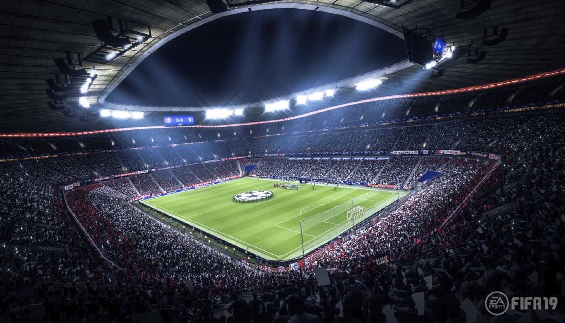 Download uefa champions league logo vector in svg format. EA Sports Launch FIFA 19 Trailer With Champions League