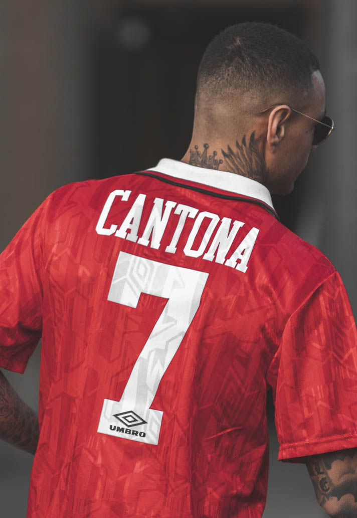 7 shirt again, which david beckham and eric cantona have worn, but new signing will be wary of becoming like angel di maria or alexis sanchez. Retro Cantona Shirt Online Shopping